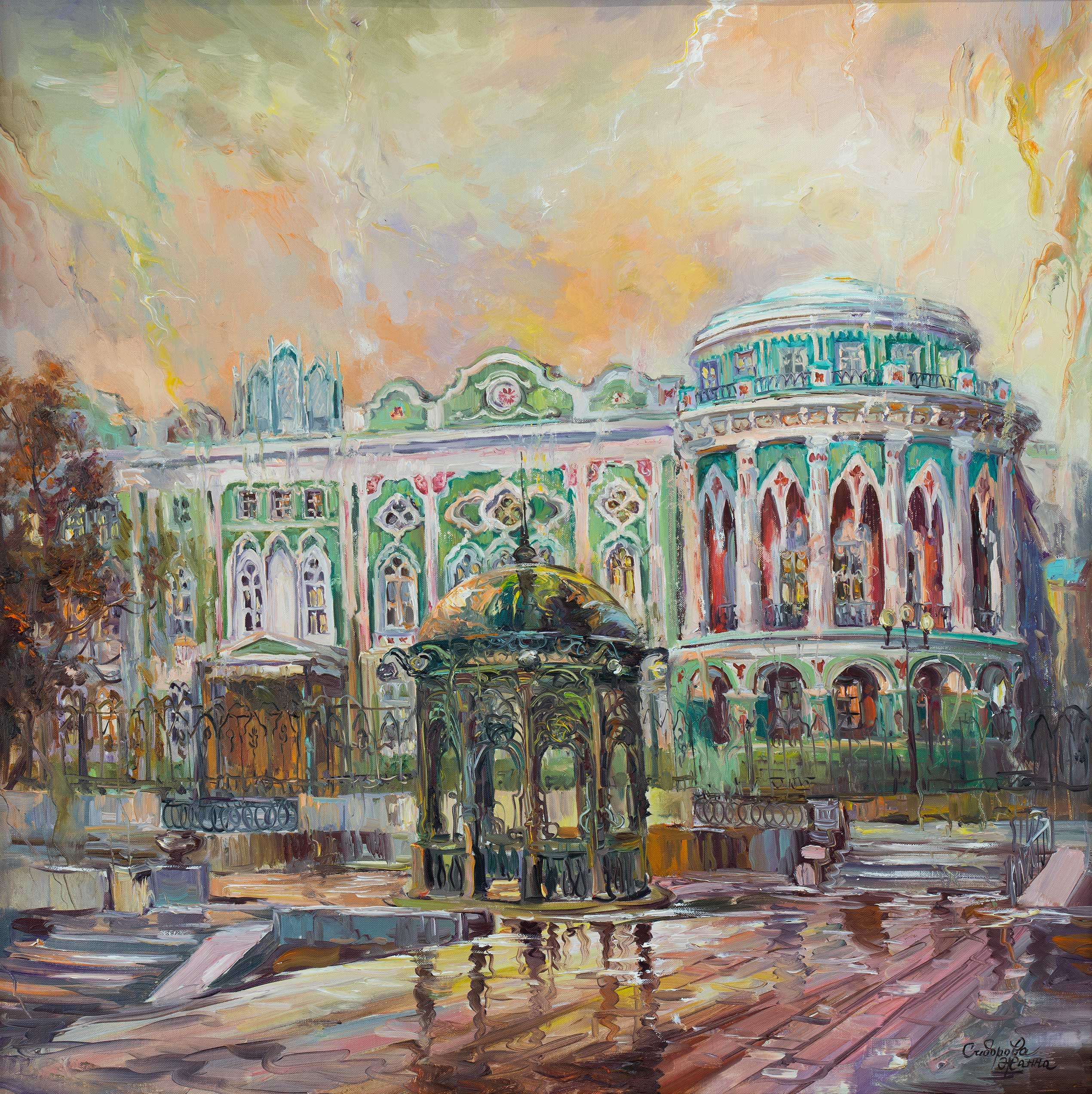 , Zhanna Sidorova, Buy the painting Oil