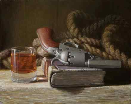 The Gun and Whiskey