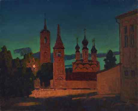 Summer Night in Suzdal